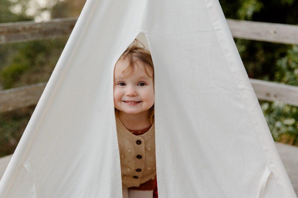 Kid Camping